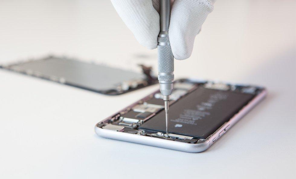 ремонт айфона поломки